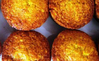 Terveelliset gluteenittomat appelsinimuffinssit
