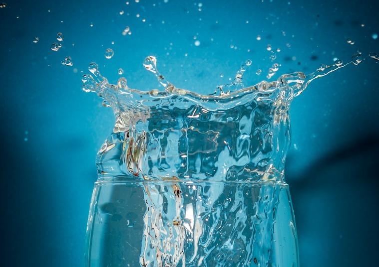 Reseptejä ja treenejä: nesteenpoisto